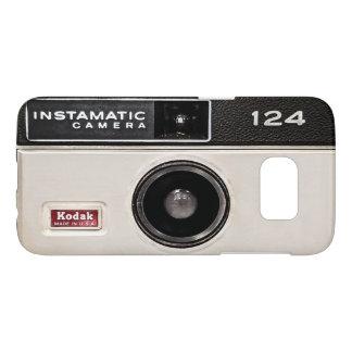 Funda Samsung Galaxy S7 La cámara Samsung de Kodak Instamatic del vintage