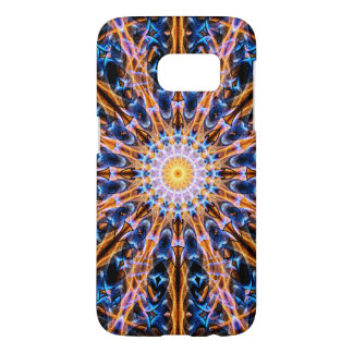 Funda Samsung Galaxy S7 Mandala de la estrella de la alquimia