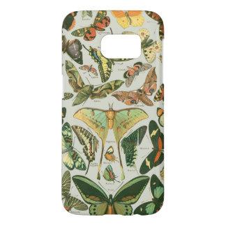 Funda Samsung Galaxy S7 Modelo de mariposa