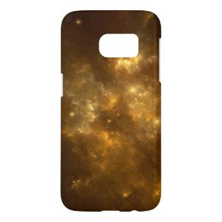 Funda Samsung Galaxy S7 Nebulosa, estrellas y espacio hermosos frescos