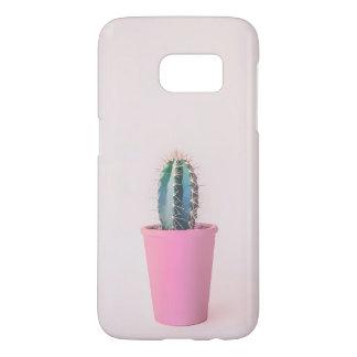 Funda Samsung Galaxy S7 Planta del cactus