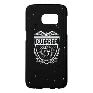 Funda Samsung Galaxy S7 Presidente Duterte Samsung Galaxy Case