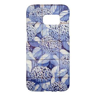 Funda Samsung Galaxy S7 Tejas florales