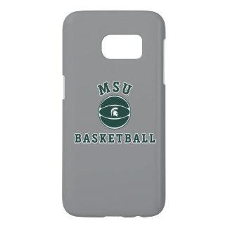 Funda Samsung Galaxy S7 Universidad de estado del baloncesto el | Michigan