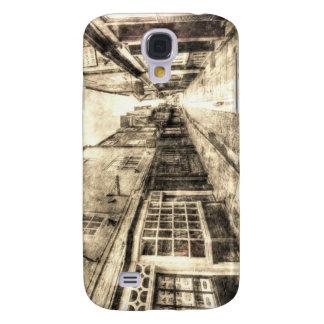 Funda Samsung S4 El vintage de York de la confusión