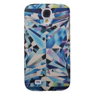 Funda Samsung S4 Galaxia S4, caja de Samsung del diamante del