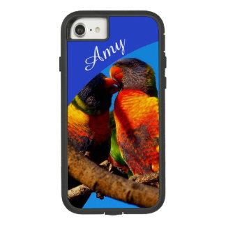Funda Tough Extreme De Case-Mate Para iPhone 8/7 Arco iris Lorikeet IPhone 8/7 caso