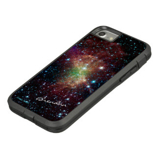 Funda Tough Extreme De Case-Mate Para iPhone 8/7 Astronomía conocida de encargo de la nebulosa de
