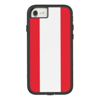 Funda Tough Extreme De Case-Mate Para iPhone 8/7 Bandera de Austria