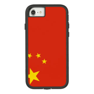 Funda Tough Extreme De Case-Mate Para iPhone 8/7 Bandera de China