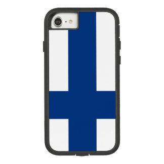 Funda Tough Extreme De Case-Mate Para iPhone 8/7 Bandera de Finlandia