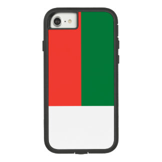 Funda Tough Extreme De Case-Mate Para iPhone 8/7 Bandera de Madagascar