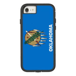 Funda Tough Extreme De Case-Mate Para iPhone 8/7 Bandera de Oklahoma