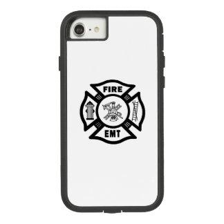 Funda Tough Extreme De Case-Mate Para iPhone 8/7 Bombero EMT