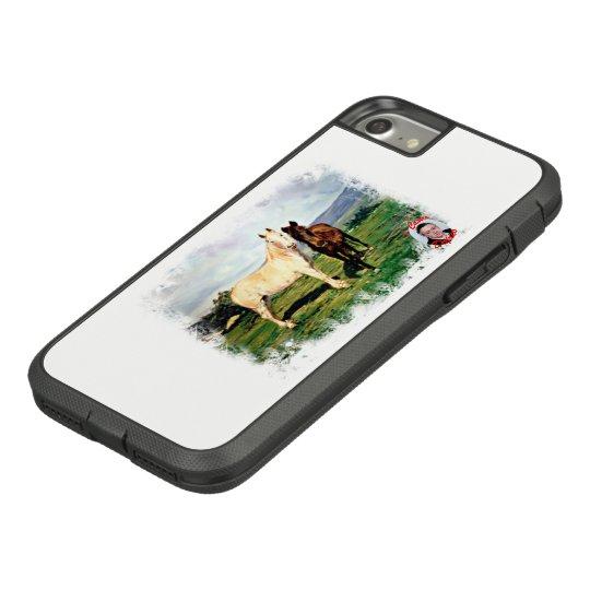 Funda Tough Extreme De Case-Mate Para iPhone 8/7 Caballos/Cabalos/Horses