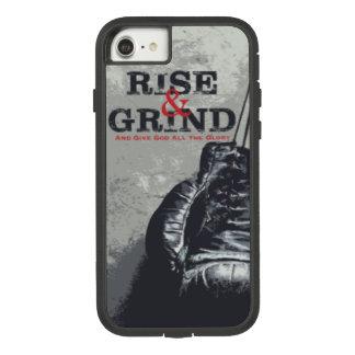 Funda Tough Extreme De Case-Mate Para iPhone 8/7 Caja del teléfono celular