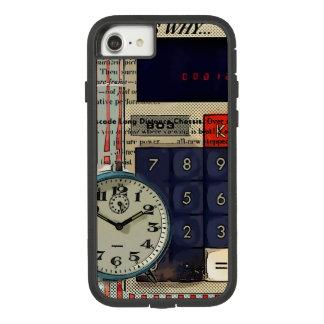 Funda Tough Extreme De Case-Mate Para iPhone 8/7 Calculadora financiera del contable del consejero
