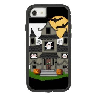 Funda Tough Extreme De Case-Mate Para iPhone 8/7 Casa encantada de Halloween