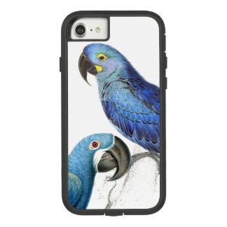 Funda Tough Extreme De Case-Mate Para iPhone 8/7 Caso 8 del iPhone 7 de los pájaros del loro del