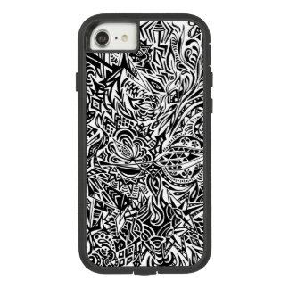 Funda Tough Extreme De Case-Mate Para iPhone 8/7 Caso abstracto del iPhone 7