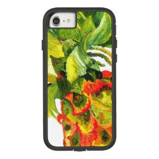 Funda Tough Extreme De Case-Mate Para iPhone 8/7 Caso de Iphone de la piña (arte de Kimberly