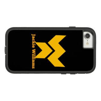 Funda Tough Extreme De Case-Mate Para iPhone 8/7 Caso del iPhone 7 del chico duro (logotipo de