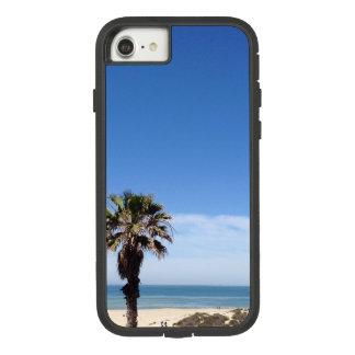 Funda Tough Extreme De Case-Mate Para iPhone 8/7 Caso del iPhone del tema de la playa