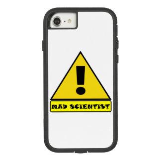 Funda Tough Extreme De Case-Mate Para iPhone 8/7 Caso enojado del científico
