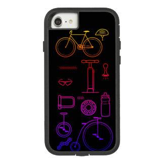 Funda Tough Extreme De Case-Mate Para iPhone 8/7 Diseño de ciclo del esencial de la impresión