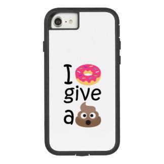 Funda Tough Extreme De Case-Mate Para iPhone 8/7 El buñuelo I da un emoji del impulso