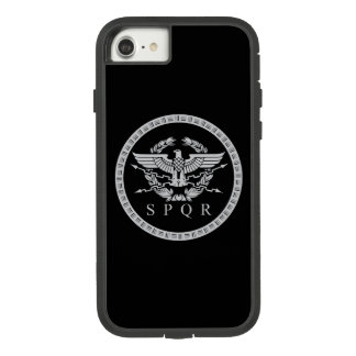 Funda Tough Extreme De Case-Mate Para iPhone 8/7 El iPhone del emblema del imperio romano 8/7 caso