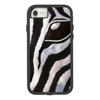 Funda Tough Extreme De Case-Mate Para iPhone 8/7 El ojo de la cebra (arte de Kimberly Turnbull)