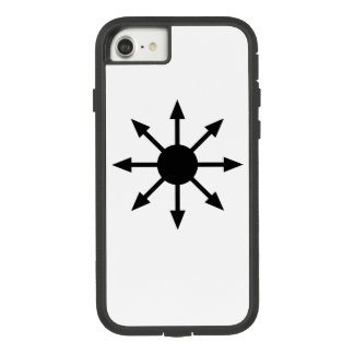 Funda Tough Extreme De Case-Mate Para iPhone 8/7 Estrella del caso duro del iPhone del caos