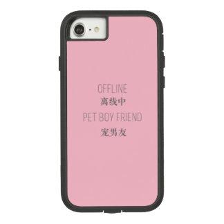 Funda Tough Extreme De Case-Mate Para iPhone 8/7 fuera de línea, novio del mascota