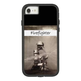 Funda Tough Extreme De Case-Mate Para iPhone 8/7 Funcionamiento del bombero