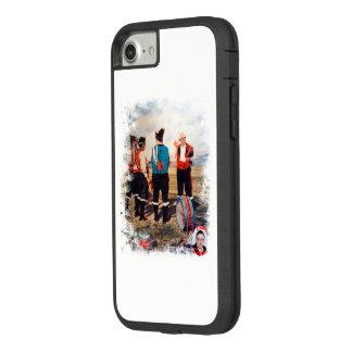Funda Tough Extreme De Case-Mate Para iPhone 8/7 Gaiteros/Gaiteiros/Pipers