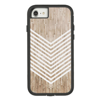 Funda Tough Extreme De Case-Mate Para iPhone 8/7 Galón minimalista de madera