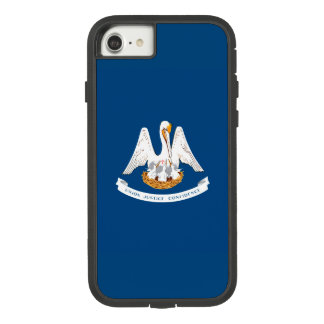 Funda Tough Extreme De Case-Mate Para iPhone 8/7 Gráfico dinámico de la bandera del estado de