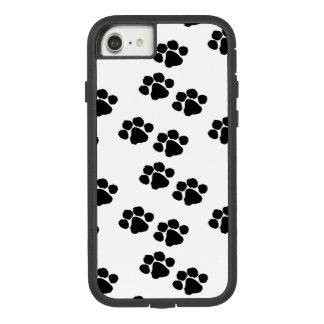 Funda Tough Extreme De Case-Mate Para iPhone 8/7 Impresiones de la pata para los dueños del mascota