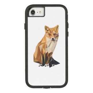 Funda Tough Extreme De Case-Mate Para iPhone 8/7 Iphone 8/7 del caso del polígono del Fox