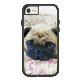 Funda Tough Extreme De Case-Mate Para iPhone 8/7 Iphone del perro del barro amasado 8/7 caso