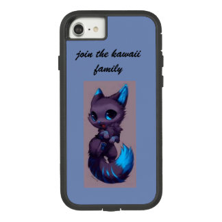 Funda Tough Extreme De Case-Mate Para iPhone 8/7 kawaii-funda