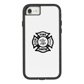 Funda Tough Extreme De Case-Mate Para iPhone 8/7 Logotipo del bombero
