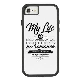 Funda Tough Extreme De Case-Mate Para iPhone 8/7 Mi vida es como una comedia romántica