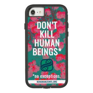 Funda Tough Extreme De Case-Mate Para iPhone 8/7 No mate a la caja del teléfono de los seres
