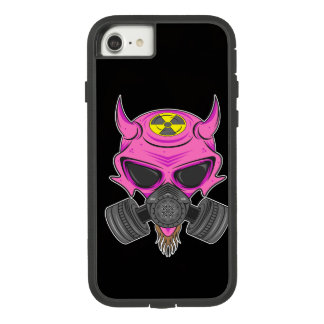 Funda Tough Extreme De Case-Mate Para iPhone 8/7 Polvillo radiactivo Hellion