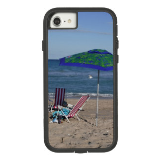 Funda Tough Extreme De Case-Mate Para iPhone 8/7 Relájese en la playa