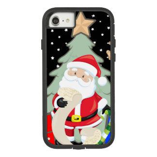 Funda Tough Extreme De Case-Mate Para iPhone 8/7 Santa tiene una lista