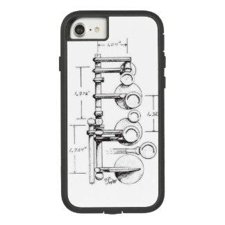 Funda Tough Extreme De Case-Mate Para iPhone 8/7 Saxofón equilibrado 1939 de la acción de Selmer