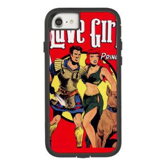 Funda Tough Extreme De Case-Mate Para iPhone 8/7 Tebeos auxiliares no.2 del chica